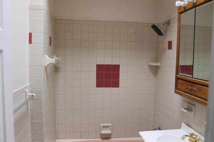 Original Bathroom Tile